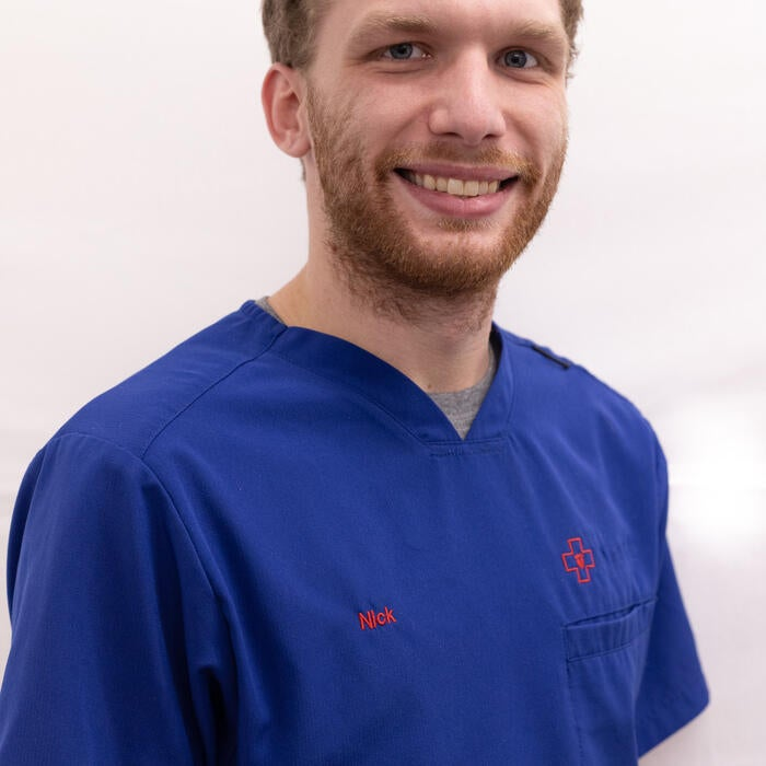 Nick, Veterinary Assistant photo